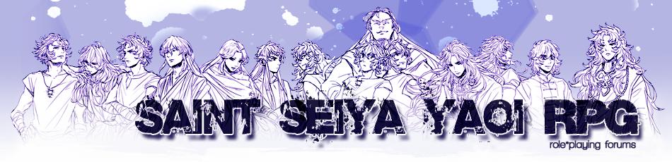 Saint Seiya Yaoi